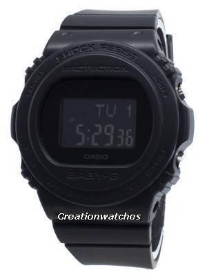 Casio Baby-G BGD-570-1 BGD570-1 World Time Quartz 200M Women\'s Watch