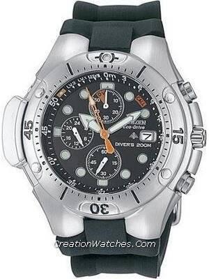 Citizen Aqualand Diver Promaster BJ2040-04E BJ2040 Men's Watch