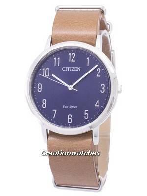 Citizen Eco-Drive BJ6501-10L Analog Men's Watch