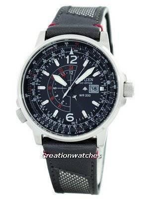 Citizen Nighthawk Promaster Eco-Drive Pilot BJ7017-09E Men's Watch