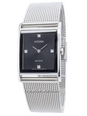 Citizen Eco-Drive Axiom BL6000-55E Diamond Accents Women's Watch