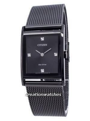Citizen Eco-Drive Axiom BL6008-53E Diamond Accents Women's Watch