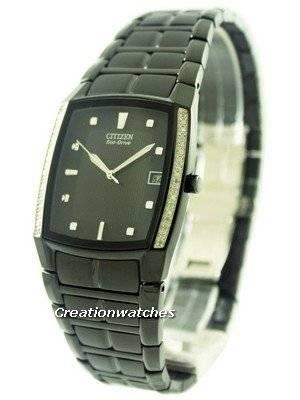 Citizen Eco-Drive Diamond Accented BM6645-53E Men's Watch