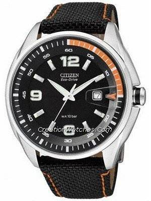 Citizen EcoDrive Solar Gents Watch BM6686-13E BM6686-13