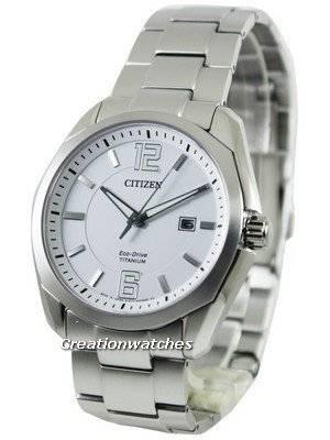 Citizen Eco-Drive Super Titanium BM7081-51B Men's Watch