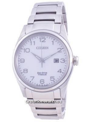 Citizen Eco-Drive Super Titanium BM7360-82A 100M Men\'s Watch