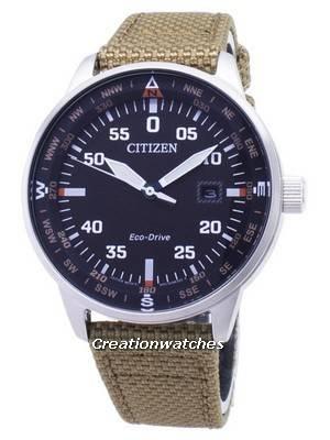 Citizen Eco-Drive BM7390-14E Analog Men's Watch