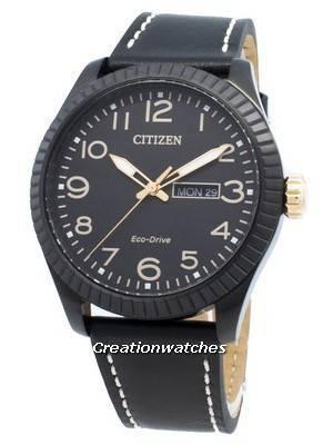 Citizen Eco-Drive BM8538-10E Power Reserve Analog Men\'s Watch