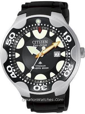 a8c8307c308 Citizen Diver Eco Drive Titanium BN0015-07E BN0015 Promaster Aqualand pt