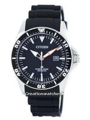 Citizen Promaster Marine Diver\'s Eco-Drive 200M BN0100-42E Men\'s Watch