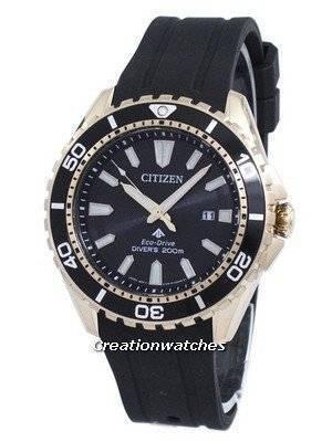 Citizen Promaster Marine Eco-Drive Analog BN0193-17E Men's Watch