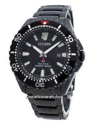 Citizen Promaster Diver's BN0195-54E Eco-Drive 200M Men's Watch
