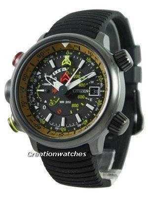 Citizen Altichron Eco-Drive Promaster BN4026-09E Men\'s Watch