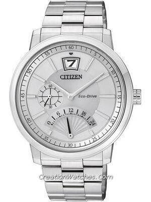 Citizen Retrograde Dual Time Eco-Drive  BR0070-54A BR0070
