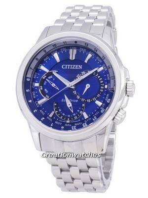Citizen Eco-Drive BU2021-69L Analog Men's Watch