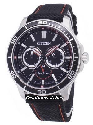 Citizen Eco-Drive BU2040-05E Power Reserve Analog Men's Watch
