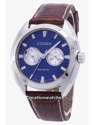 Citizen Eco-Drive BU4011-11L Men's Watch