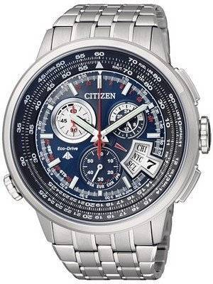 Citizen Titanium Promaster Radio Controlled  BY0010-52L BY0010 World Time Men's Watch