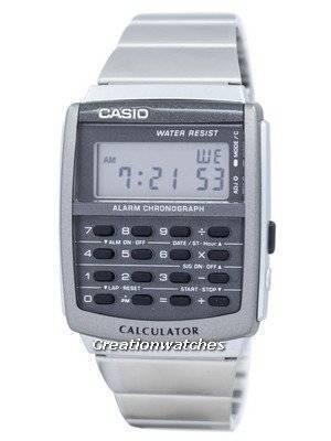 Casio Classic Quartz Calculator CA-506-1DF CA506-1DF Men's Watch