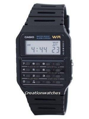 Casio Classic Quartz Calculator CA-53W-1ZDR CA53W-1ZDR Men's Watch