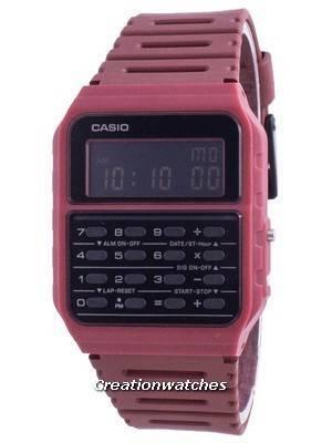 Casio Youth Data Bank Dual Time CA-53WF-4B CA53WF-4B Unisex Watch