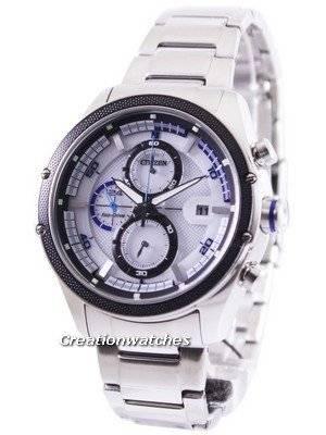 Citizen Eco-Drive Chronograph CA0120-51A Men's Watch