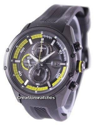 Citizen Eco-Drive Chronograph CA0125-07E Men's Watch