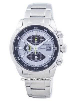 Citizen Eco-Drive Chronograph CA0130-58A Mens Watch