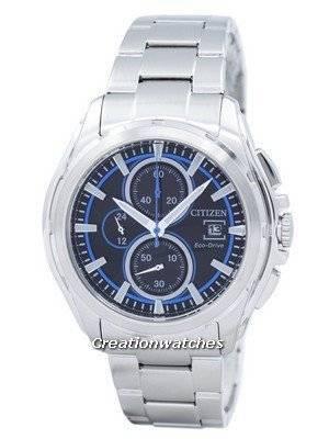 Citizen Eco-drive Chronograph Racing CA0270-59E Men's Watch