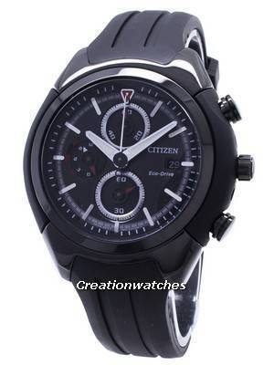 Citizen Eco-Drive Chronograph CA0285-01E Men's Watch
