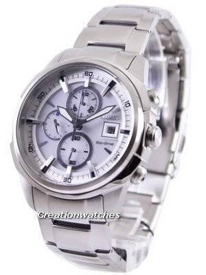 Citizen Eco Drive Chronograph CA0370-54A Men's Watch
