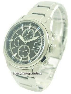 Citizen Eco-Drive Chronograph CA0370-54E Men\'s Watch