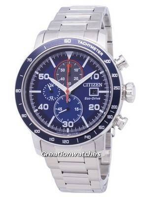 Citizen Eco-Drive CA0640-86L Chronograph Men's Watch