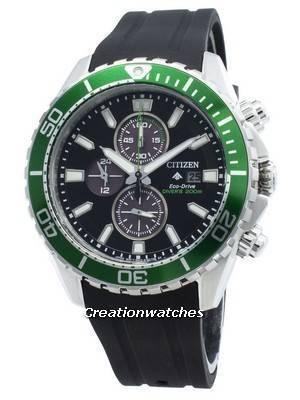 Citizen Promaster Diver's CA0715-03E Chronograph Eco-Drive 200M Men's Watch