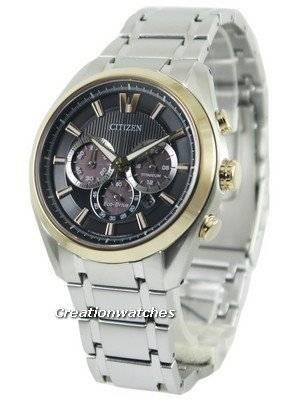 Citizen Eco-Drive Chronograph CA4014-57E Men's Watch