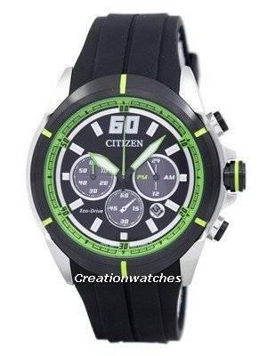 Citizen Eco-Drive Chronograph CA4104-05E Men's Watch