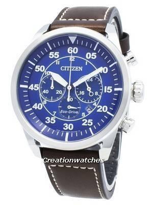 Citizen Eco-Drive CA4210-41L Chronograph  Analog Men\'s Watch