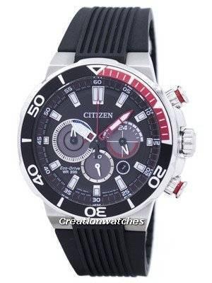 Citizen Eco-Drive Chronograph 200M CA4250-03E Men's Watch
