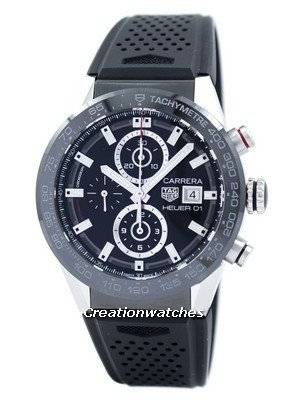 Tag Heuer Carrera Chronograph Automatic CAR201Z.FT6046 Men's Watch