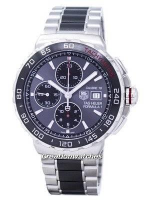 Tag Heuer Formula 1 Chronograph Automatic Tachymeter CAU2011.BA0873 Men's Watch
