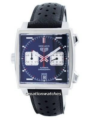 Tag Heuer Monaco Chronograph Automatic CAW211P.FC6356 Men's Watch