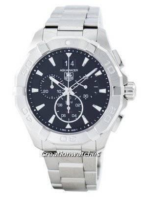 Tag Heuer Aquaracer Chronograph Quartz Swiss Made 300M CAY1110.BA0927 Men's Watch