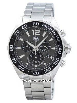 Tag Heuer Formula 1 Chronograph Quartz Tachymeter CAZ1011.BA0842 Men's Watch