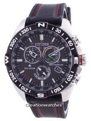 Citizen Promaster Navihawk Eco-Drive Tachymeter CB5841-05E 200M Men\'s Watch