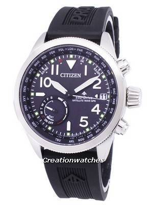 Citizen Promaster Eco-Drive Satellite Wave GPS CC3060-10E Men's Watch