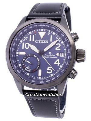 Citizen Promaster Eco-Drive Satellite Wave GPS CC3067-11L Men's Watch