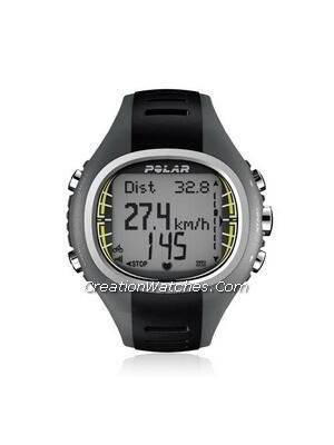 Polar Cycling Heart Rate Monitor Watch CS300