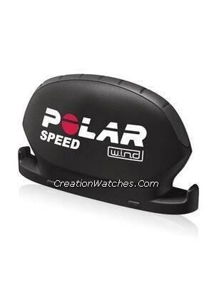 Polar Accessories Cycling CS Speed Sensor W.I.N.D.