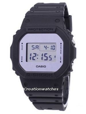 Casio G-Shock Special Color Model Digital 200M DW-5600BBMA-1 DW5600BBMA-1 Men's Watch