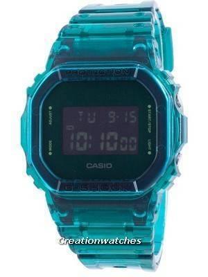 Casio G-Shock Multi Function Alarm DW-5600SB-3 DW5600SB-3 200M Men\'s Watch